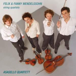 Mendelssohn - String Quartets Nos. 1 & 2