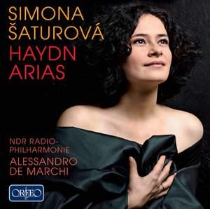 Haydn Arias - Simona Šaturová Product Image