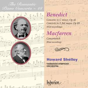 The Romantic Piano Concerto 48 - Benedict & Macfarren