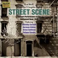 Weill, K: Street Scene