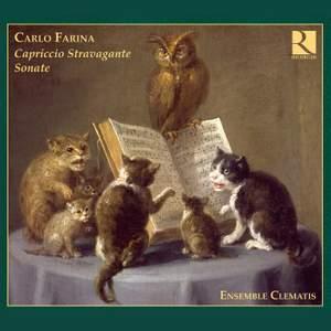 Farina - Capriccio Stravagante & Sonate