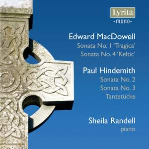 Sheila Randell plays Macdowell & Hindemith
