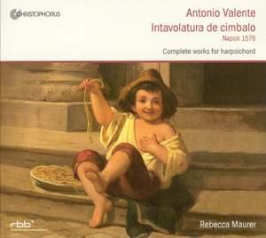 Valente, A: Intavolatura di Cimbalo (Naples 1576)