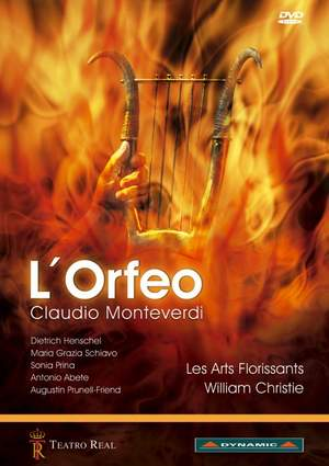 Monteverdi: L'Orfeo Product Image