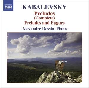 Kabalevsky: Complete Piano Preludes