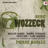 Berg: Wozzeck on CD