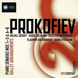 Prokofiev - Piano Sonatas & Ballet Arrangements