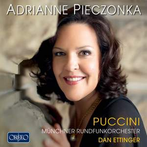 Adrianne Pieczonka sings Puccini Product Image