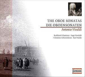 Vivaldi - The Oboe Sonatas