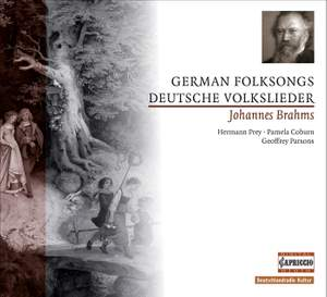 Brahms: German Folk Songs (12), WoO 35