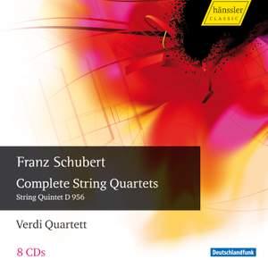 Schubert - Complete String Quartets & String Quintet