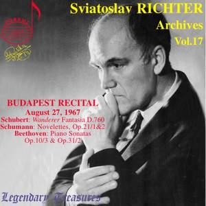 Sviatoslav Richter Archives, Volume 17