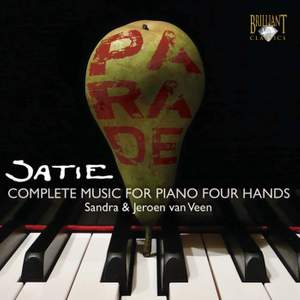Satie - Complete works for piano four-hands