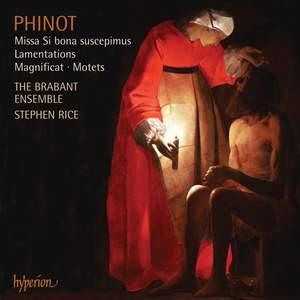 Phinot - Missa Si bona suscepimus