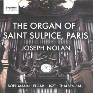 The Organ of Saint Sulpice, Paris