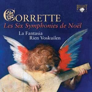 Corrette, M: Les Six Symphonies de Noël