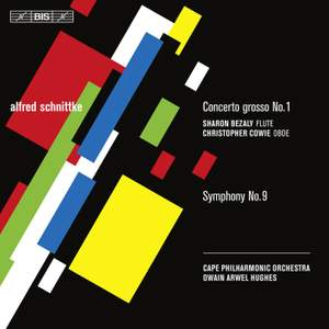 Schnittke - Concerto grosso No. 1 & Symphony No. 9 Product Image