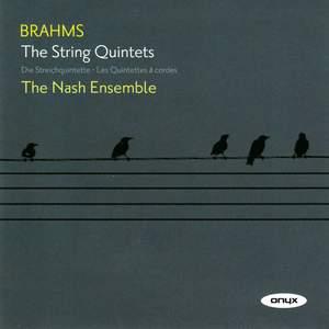 Brahms - The String Quintets Nos. 1 & 2