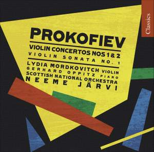 Prokofiev - Violin Concertos Nos. 1 & 2