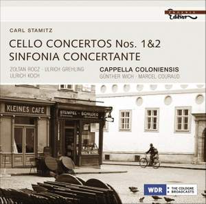 Stamitz - Cello Concertos Nos. 1 & 2 & Sinfonia concertante
