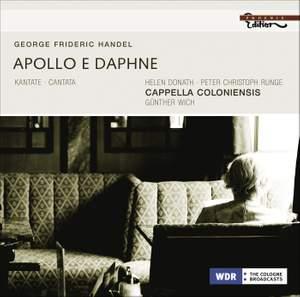 Handel - Apollo e Dafne