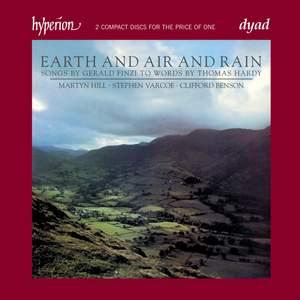 Finzi - Earth and Air and Rain Product Image