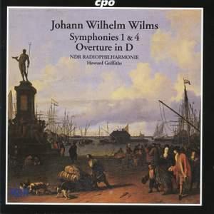 Wilms - Symphonies Nos. 1 & 4