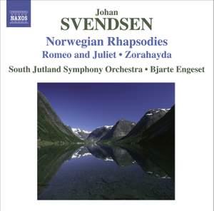 Svendsen - Norwegian Rhapsodies Nos. 1-4