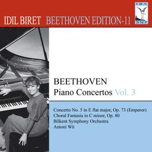 Idil Biret Beethoven Edition - Volume 11