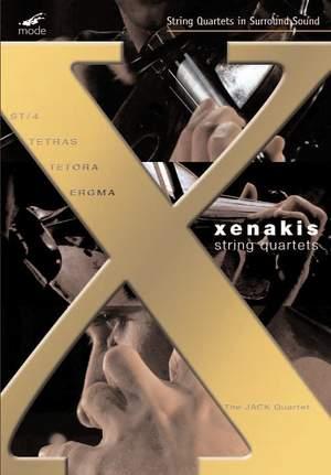 Xenakis Edition Volume 10 - Complete String Quartets