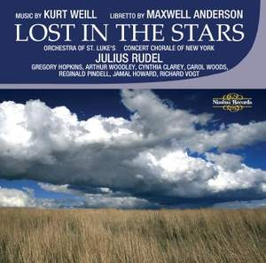 Weill, K: Lost in the stars