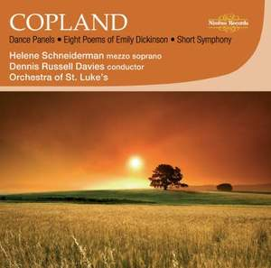 Dennis Russell Davies conducts Copland