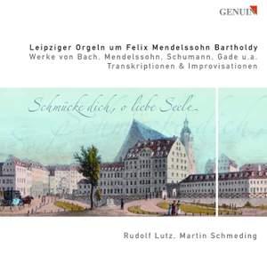 Mendelssohn and the organs in Leipzig