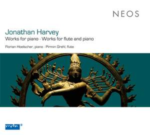 Harvey - Works for piano and for flute & piano