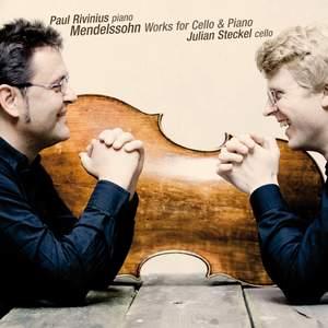 Mendelssohn - Works for cello & piano