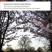Romantic Violin Concertos