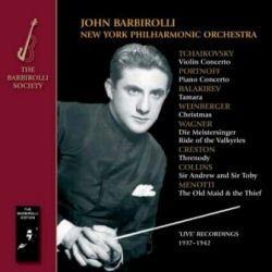 John Barbirolli - Orchestral and Concertos