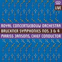 Bruckner - Symphonies Nos. 3 & 4