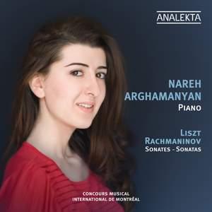 Nareh Arhamanyan plays Rachmaninov & Liszt Product Image