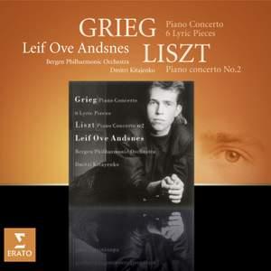Grieg & Liszt - Piano Concertos