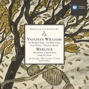 Vaughan Williams & Warlock