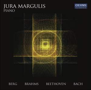 Jura Margulis plays Berg, Brahms, Beethoven & Bach Product Image