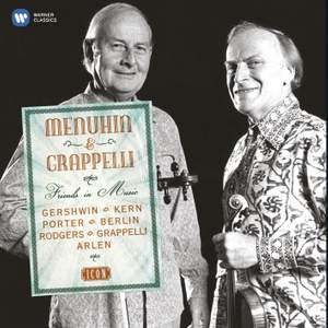 Menuhin & Grappelli: Friends in Music Product Image