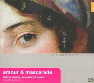 Baroque Voices 29 - Amour & Mascarade