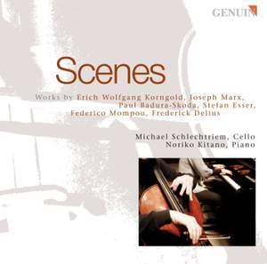 Scenes - Rare Works for Cello