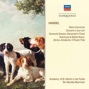 Handel: Oboe Concertos - Orchestral Music