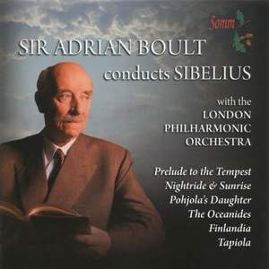 Sir Adrian Boult conducts Sibelius