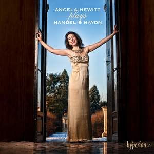 Angela Hewitt plays Handel & Haydn Product Image