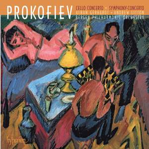 Prokofiev - Cello Concerto & Symphony-Concerto