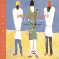 Martinu - Piano Trios Nos. 1-3